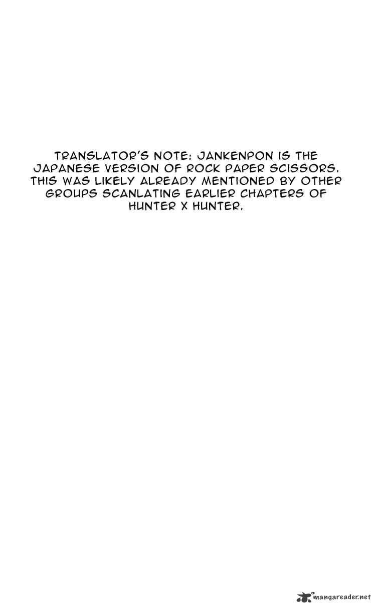 Hunter X Hunter Chapter 165  Online Free Manga Read Image 16