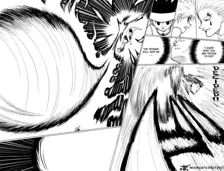 Hunter X Hunter Chapter 167  Online Free Manga Read Image 2