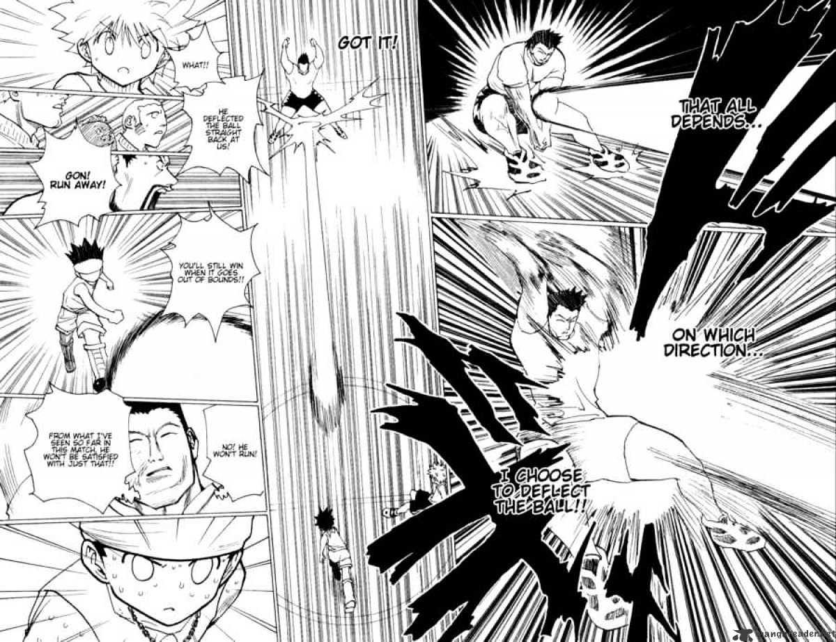 Hunter X Hunter Chapter 168  Online Free Manga Read Image 3