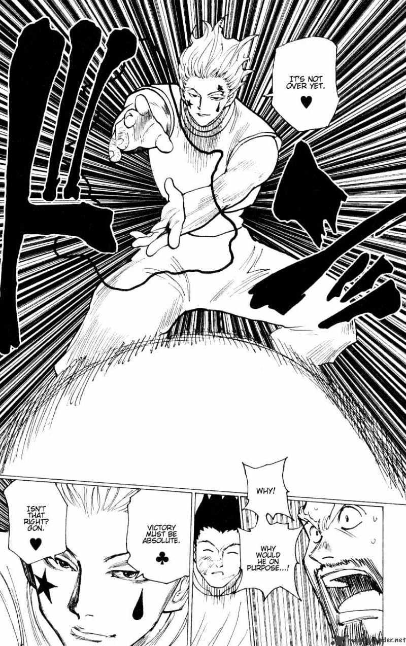 Hunter X Hunter Chapter 168  Online Free Manga Read Image 5