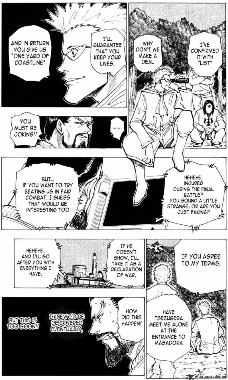 Hunter X Hunter Chapter 169  Online Free Manga Read Image 13