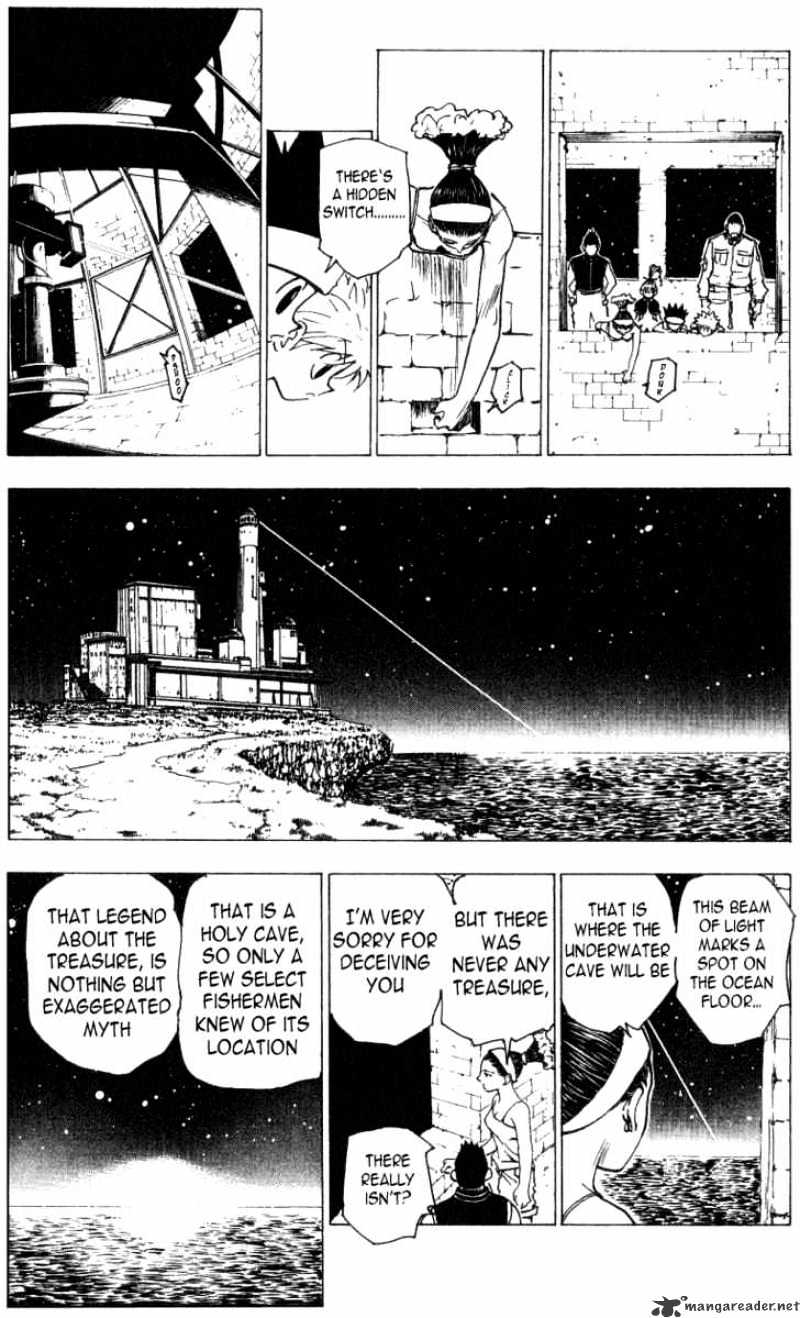 Hunter X Hunter Chapter 169  Online Free Manga Read Image 7