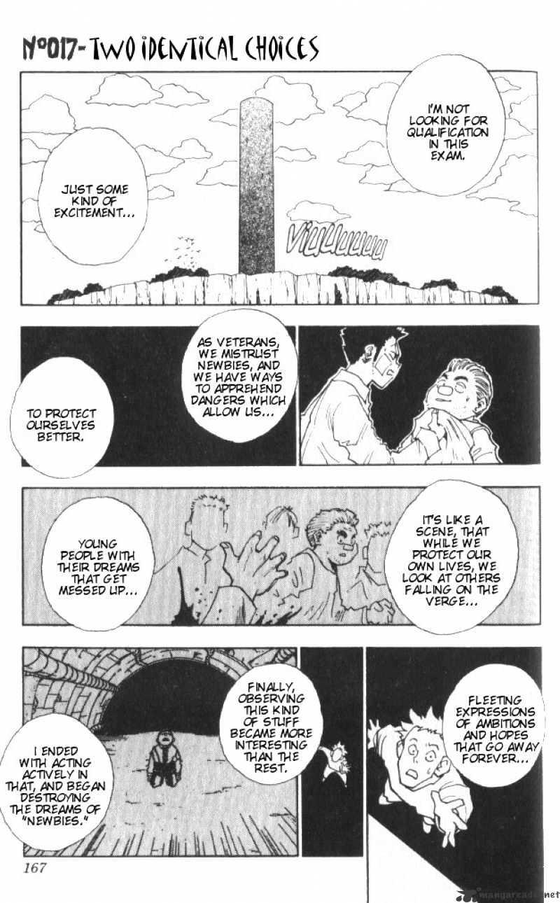 Hunter X Hunter Chapter 17  Online Free Manga Read Image 2