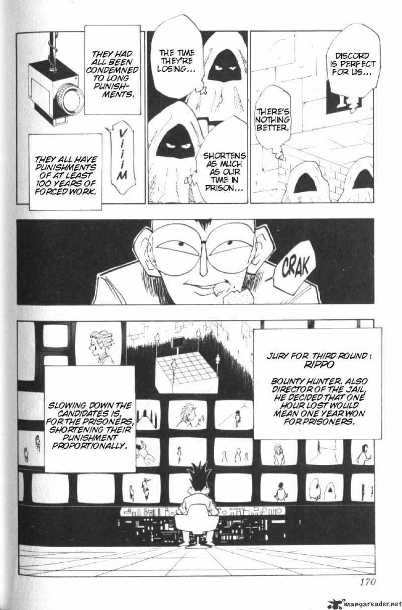 Hunter X Hunter Chapter 17  Online Free Manga Read Image 5
