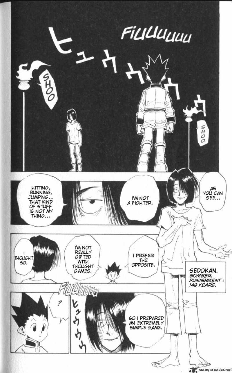Hunter X Hunter Chapter 17  Online Free Manga Read Image 9