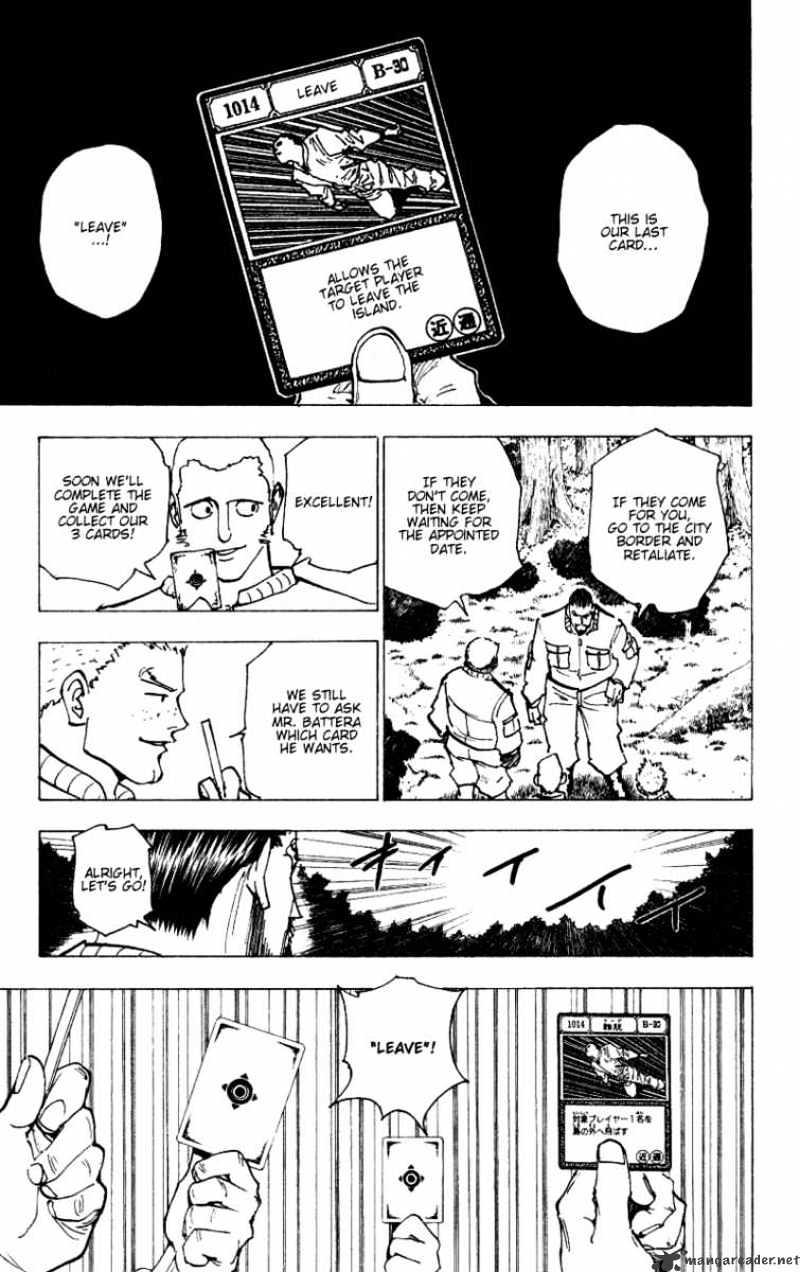 Hunter X Hunter Chapter 173  Online Free Manga Read Image 11