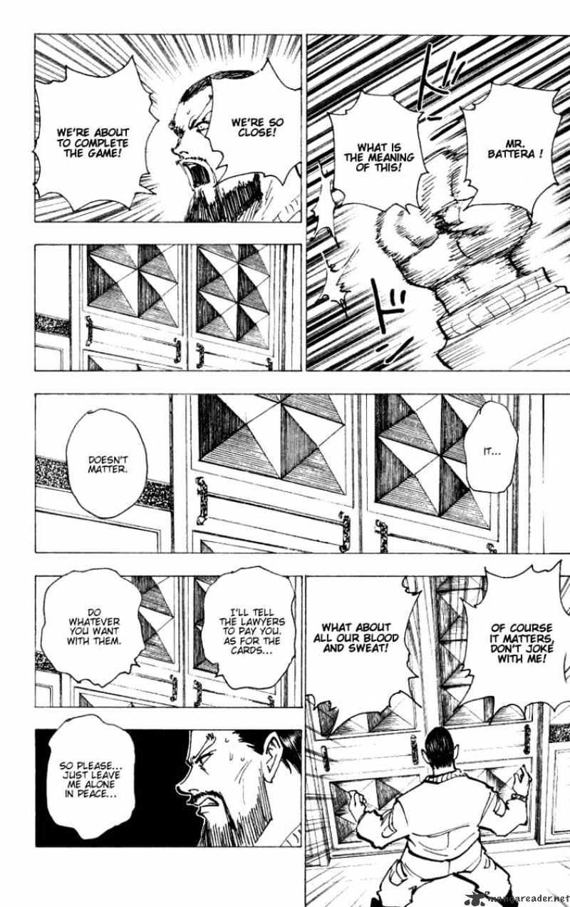 Hunter X Hunter Chapter 173  Online Free Manga Read Image 14