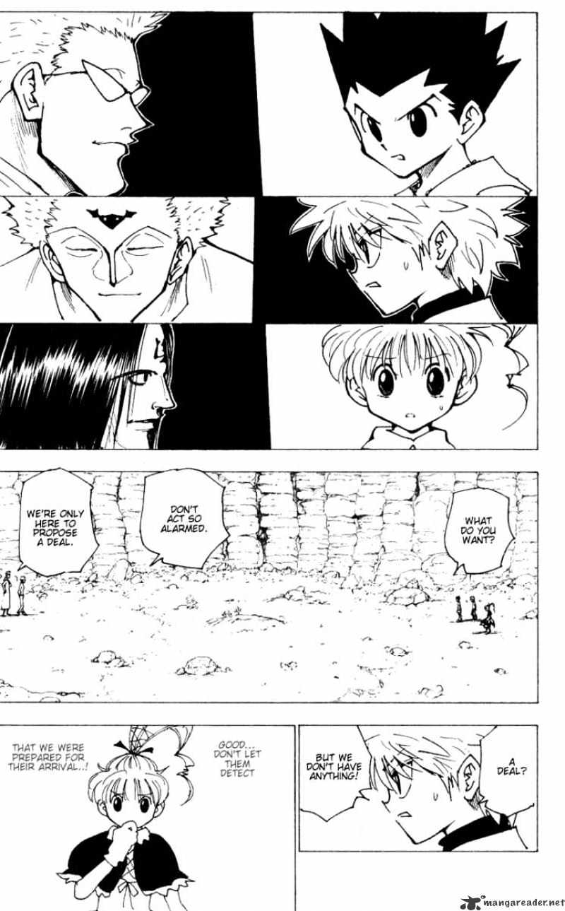 Hunter X Hunter Chapter 175  Online Free Manga Read Image 3