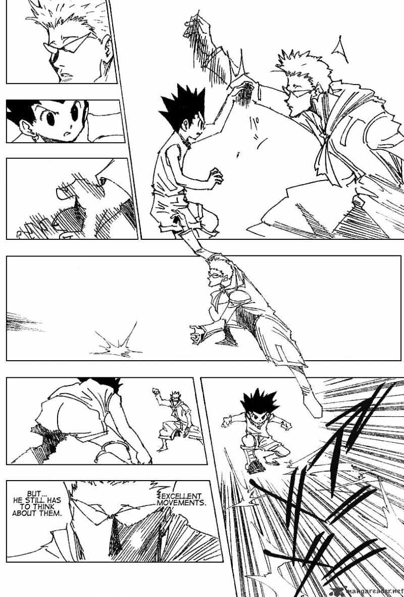 Hunter X Hunter Chapter 176  Online Free Manga Read Image 2