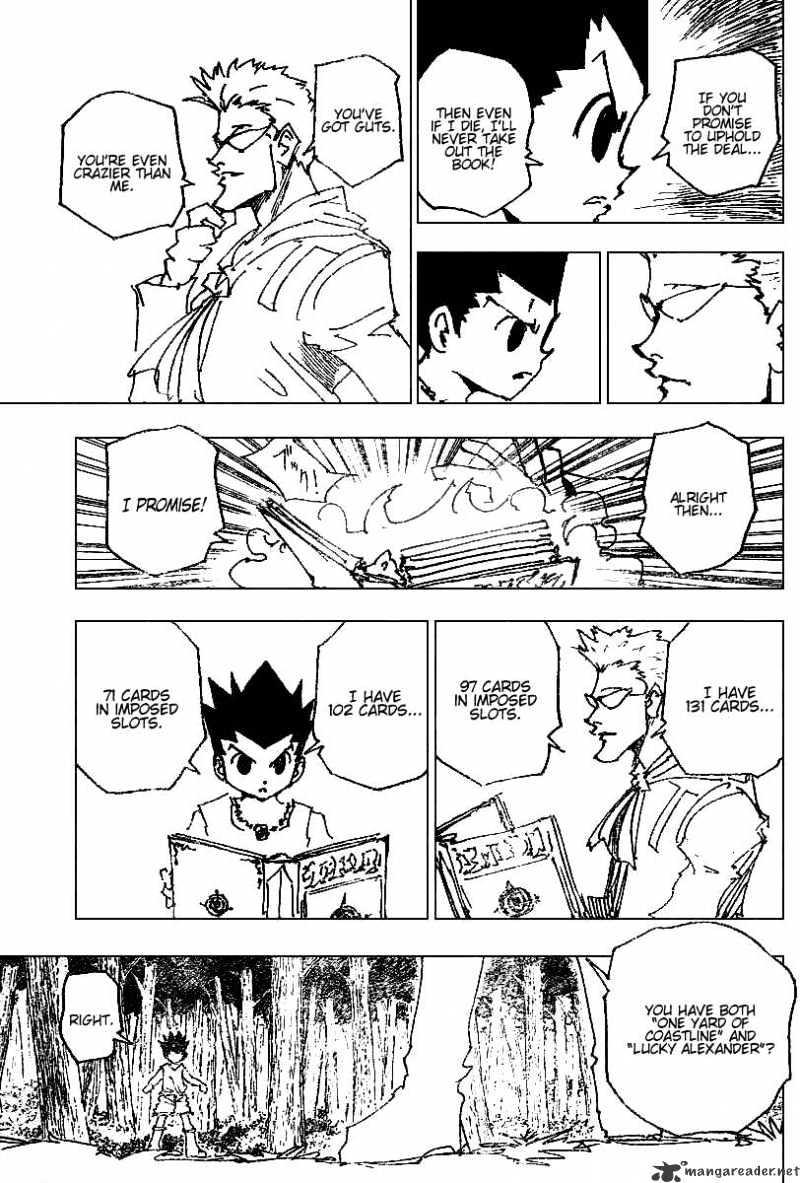 Hunter X Hunter Chapter 176  Online Free Manga Read Image 5