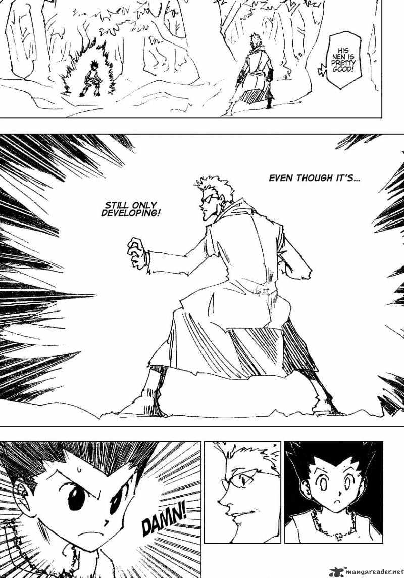 Hunter X Hunter Chapter 176  Online Free Manga Read Image 7