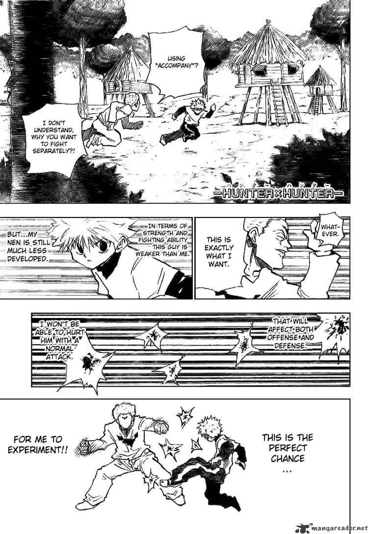 Hunter X Hunter Chapter 178  Online Free Manga Read Image 1