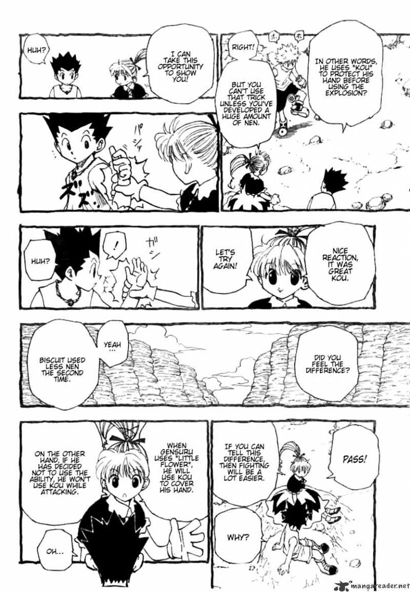Hunter X Hunter Chapter 179  Online Free Manga Read Image 10