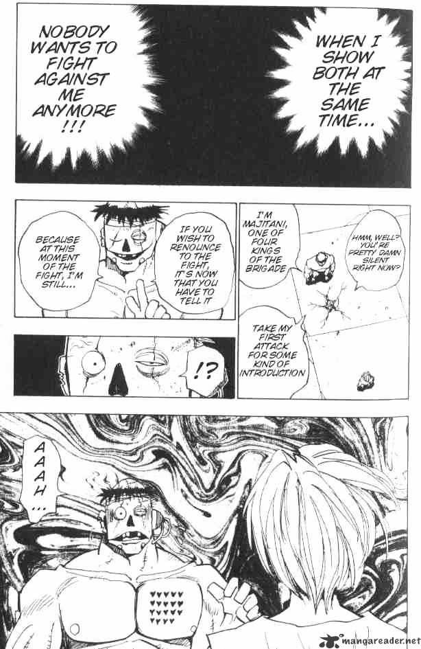 Hunter X Hunter Chapter 18  Online Free Manga Read Image 13