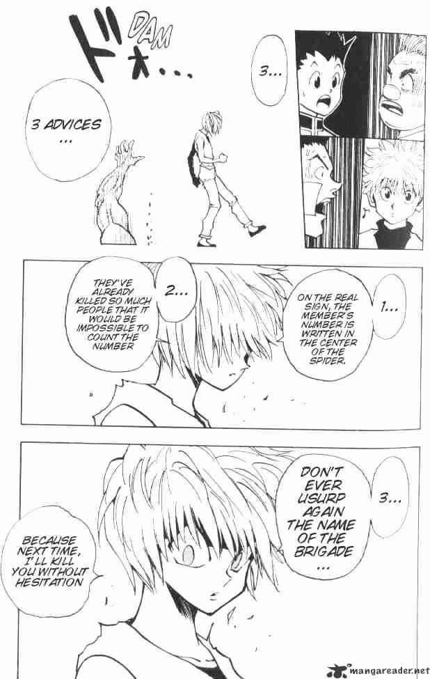 Hunter X Hunter Chapter 18  Online Free Manga Read Image 17