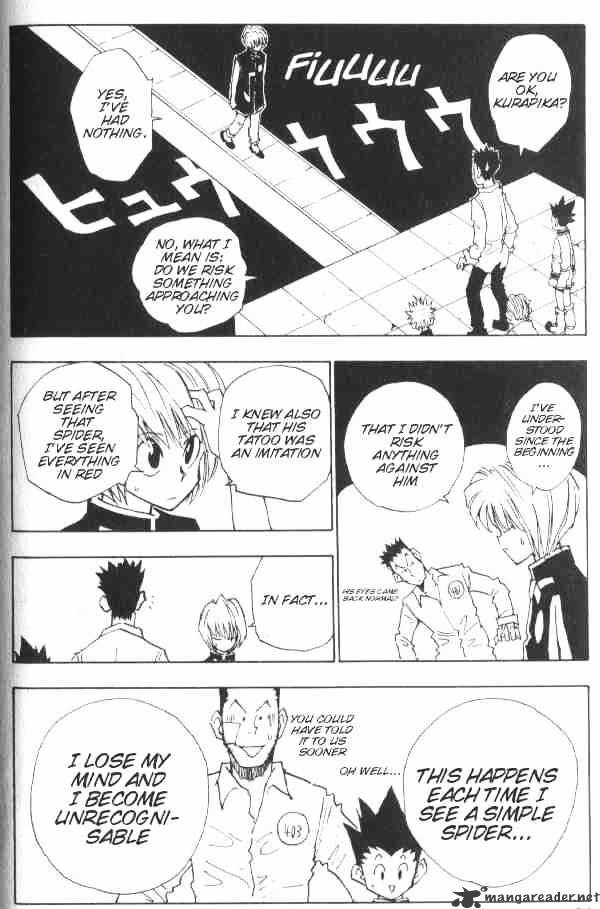 Hunter X Hunter Chapter 18  Online Free Manga Read Image 18