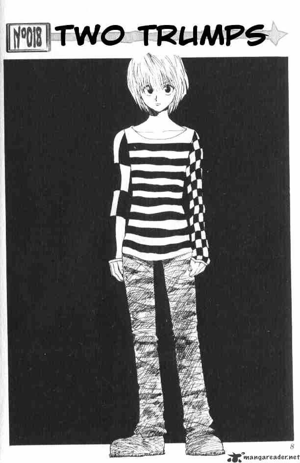 Hunter X Hunter Chapter 18  Online Free Manga Read Image 2