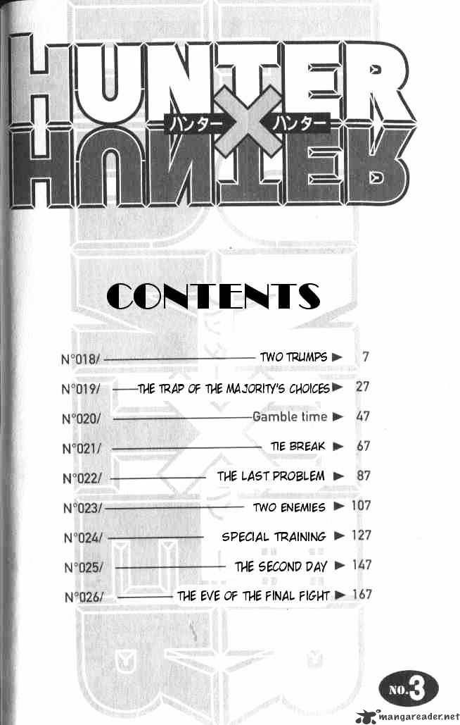 Hunter X Hunter Chapter 18  Online Free Manga Read Image 21