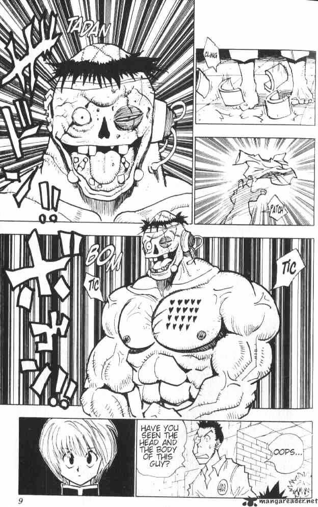 Hunter X Hunter Chapter 18  Online Free Manga Read Image 3