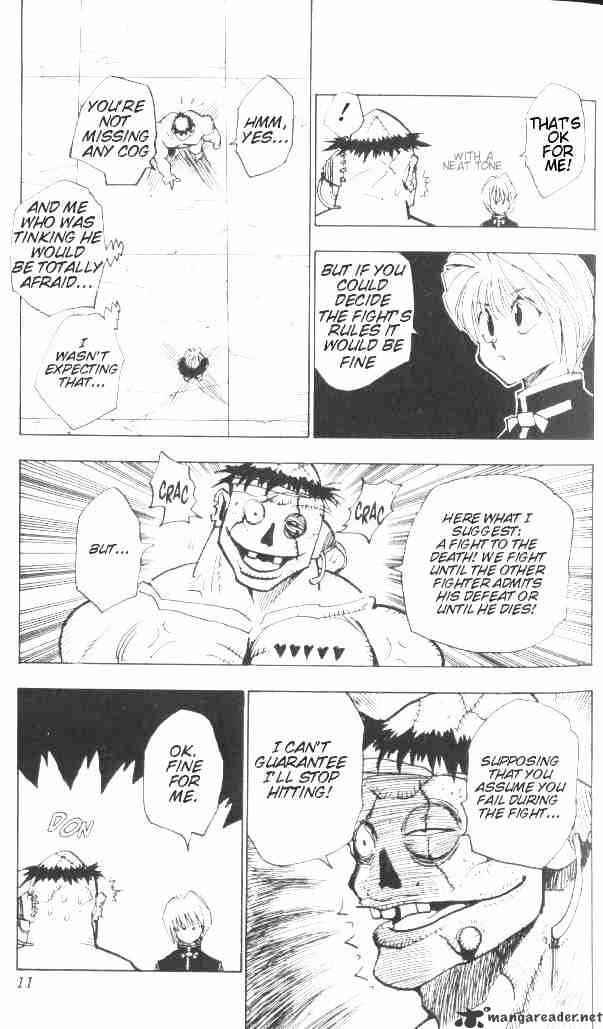 Hunter X Hunter Chapter 18  Online Free Manga Read Image 5