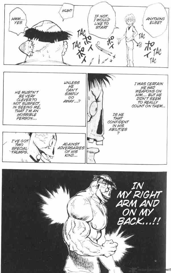 Hunter X Hunter Chapter 18  Online Free Manga Read Image 7