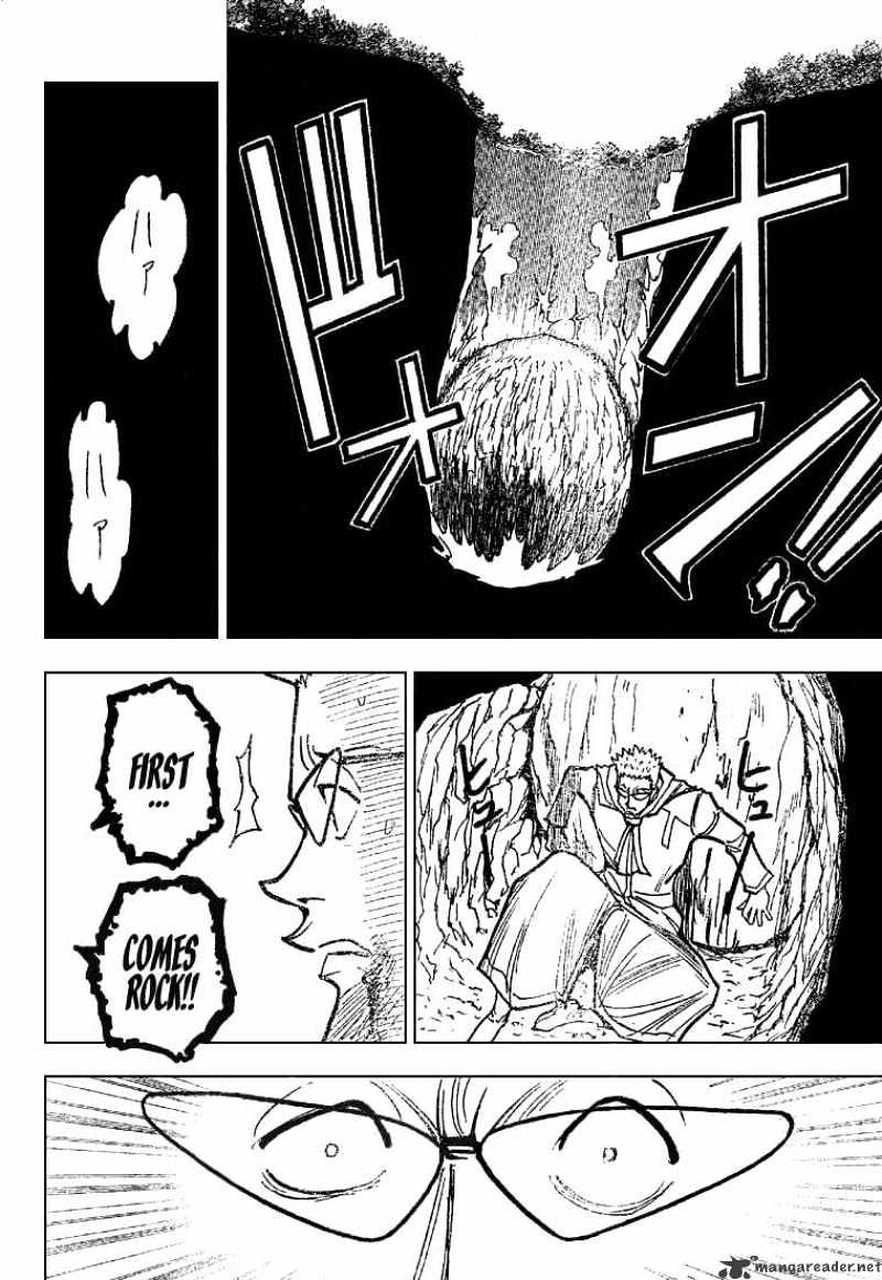 Hunter X Hunter Chapter 181  Online Free Manga Read Image 9