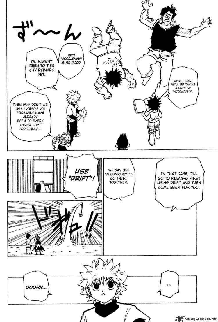 Hunter X Hunter Chapter 183  Online Free Manga Read Image 12