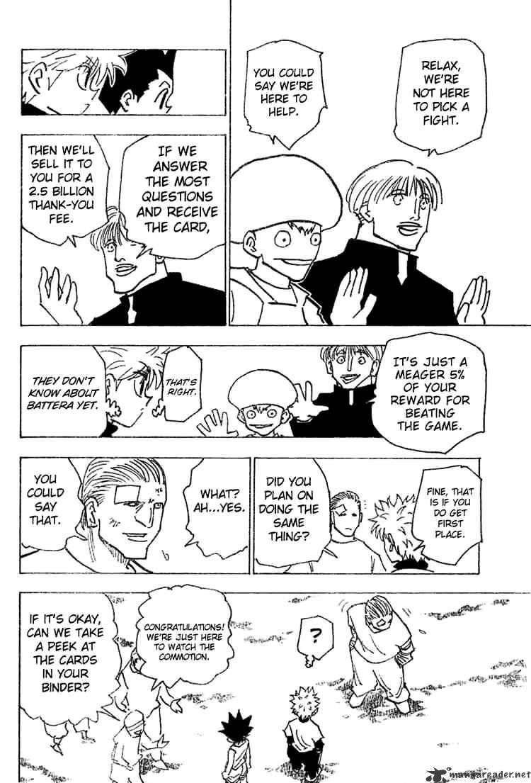Hunter X Hunter Chapter 183  Online Free Manga Read Image 2