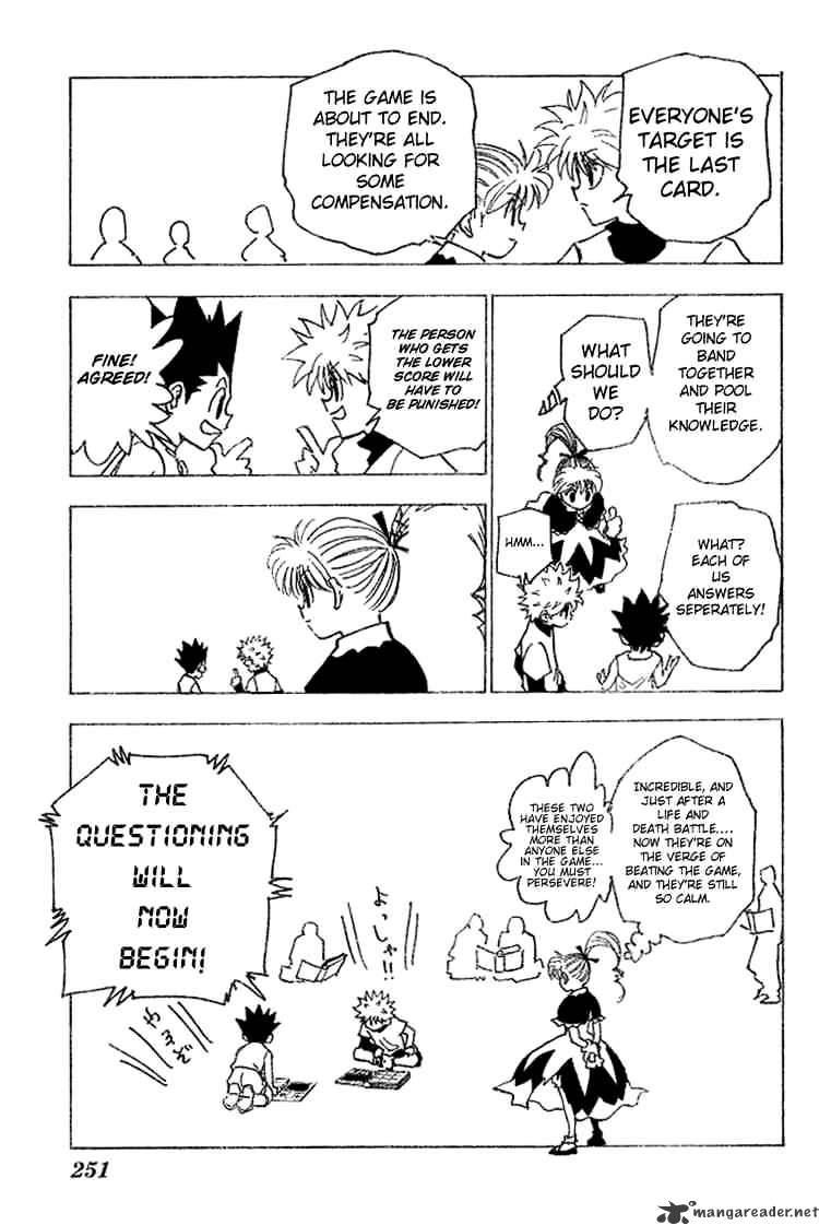 Hunter X Hunter Chapter 183  Online Free Manga Read Image 3