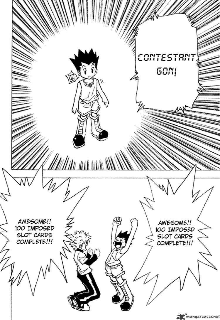 Hunter X Hunter Chapter 183  Online Free Manga Read Image 8