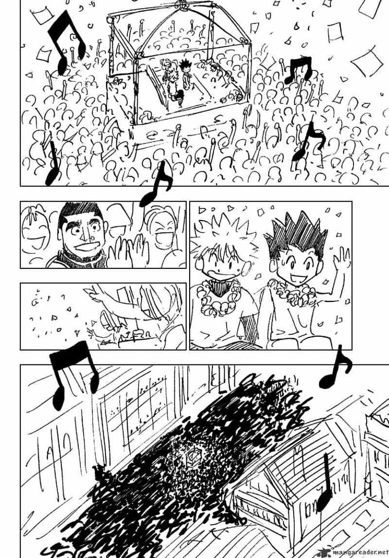 Hunter X Hunter Chapter 184  Online Free Manga Read Image 10