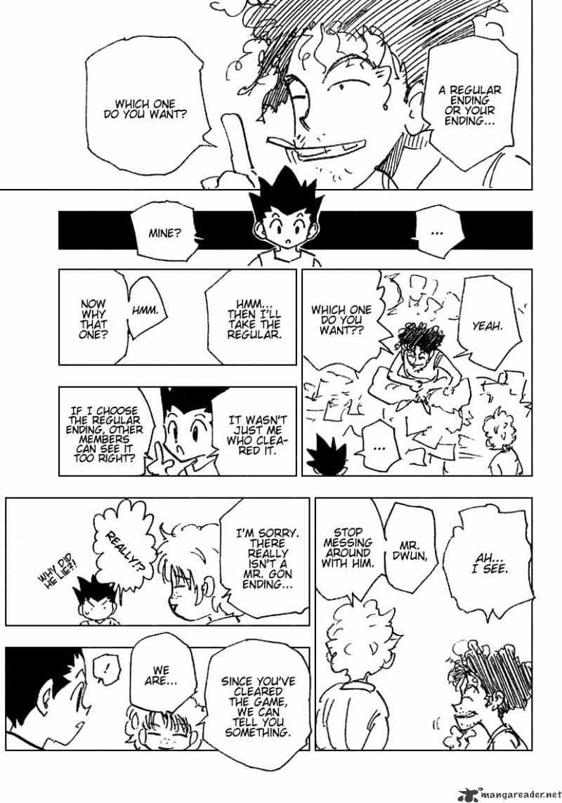 Hunter X Hunter Chapter 184  Online Free Manga Read Image 5