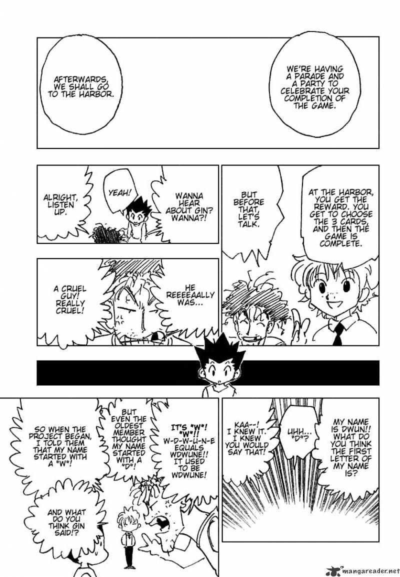 Hunter X Hunter Chapter 184  Online Free Manga Read Image 7