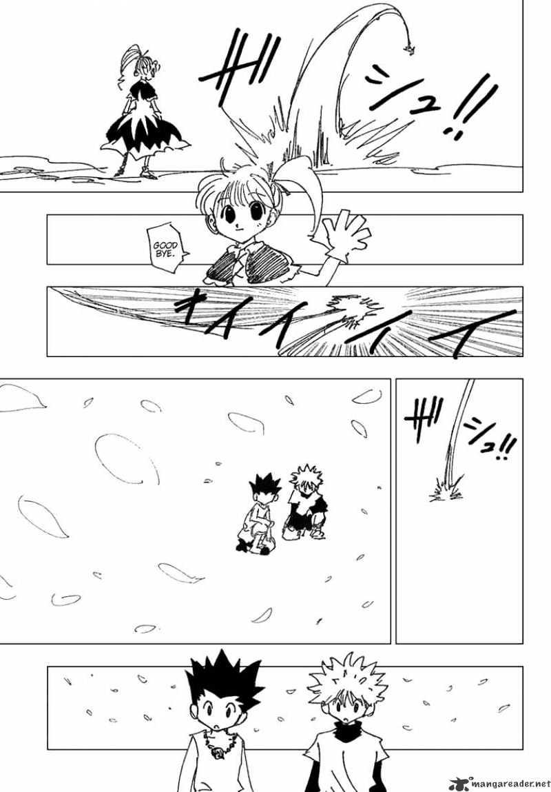 Hunter X Hunter Chapter 185  Online Free Manga Read Image 11