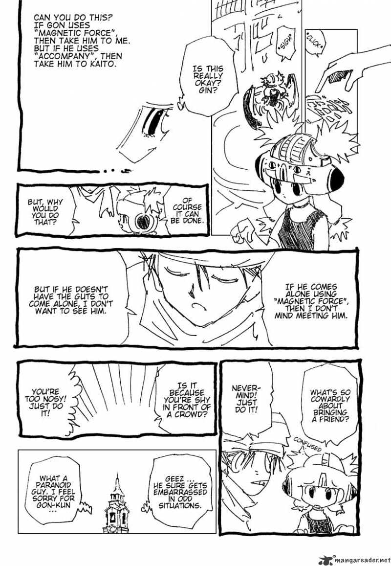 Hunter X Hunter Chapter 185  Online Free Manga Read Image 15