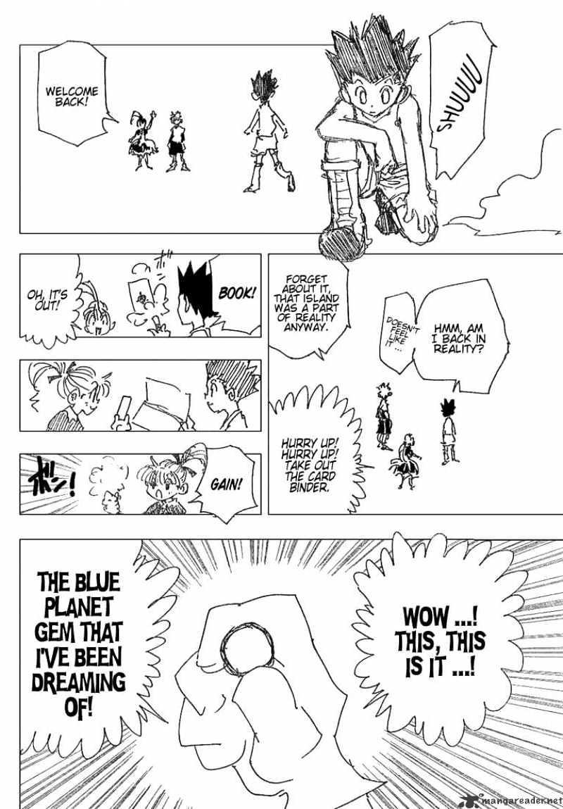 Hunter X Hunter Chapter 185  Online Free Manga Read Image 4