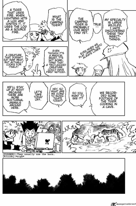 Hunter X Hunter Chapter 186  Online Free Manga Read Image 10