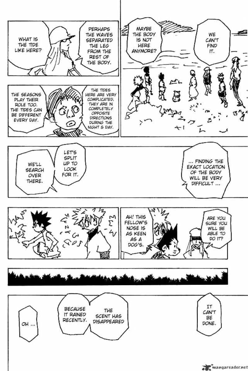 Hunter X Hunter Chapter 187  Online Free Manga Read Image 10