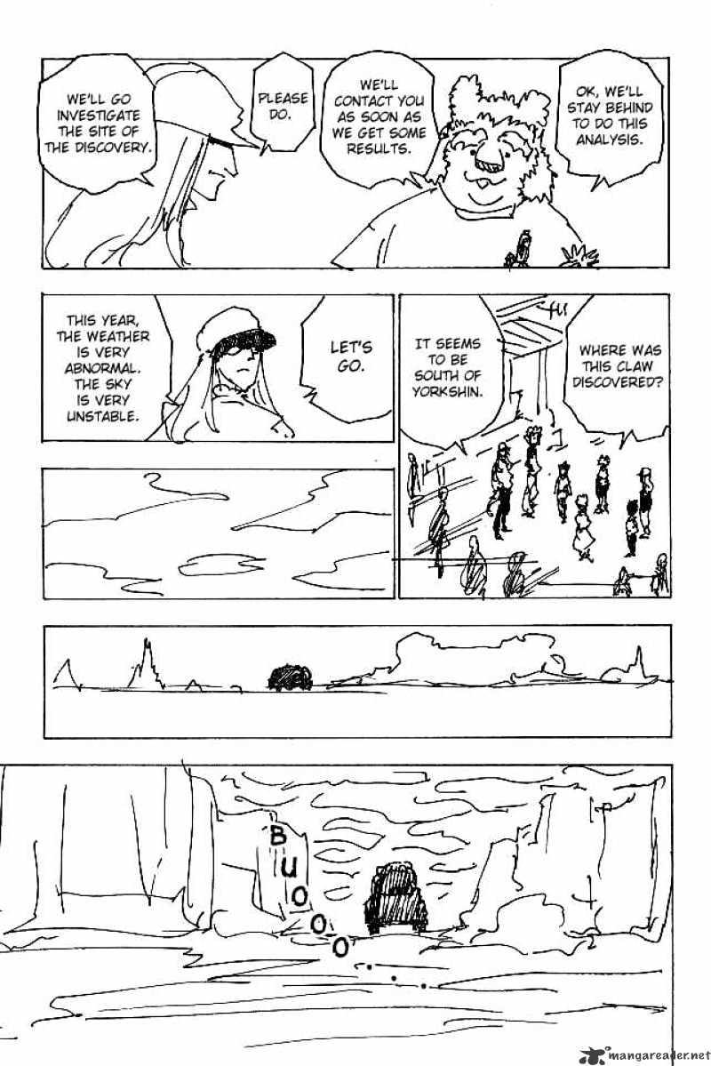 Hunter X Hunter Chapter 187  Online Free Manga Read Image 7