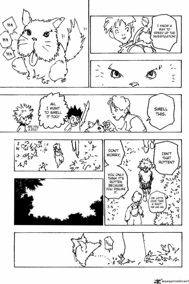 Hunter X Hunter Chapter 187  Online Free Manga Read Image 9