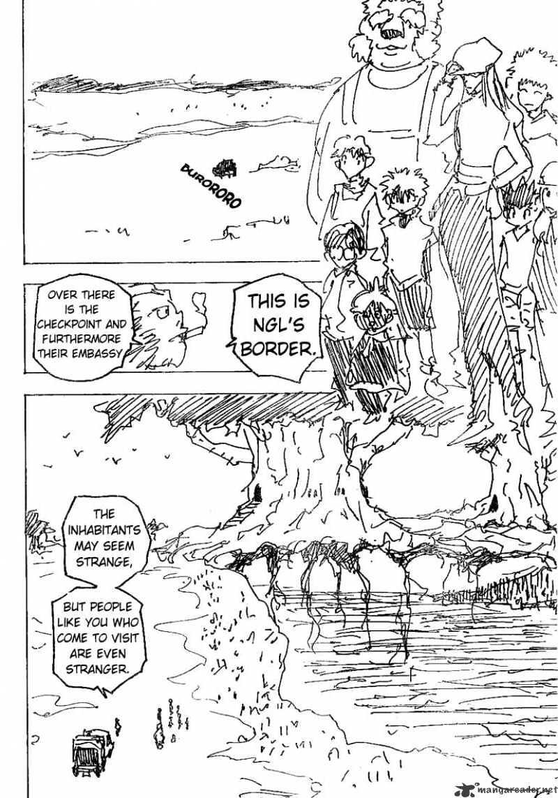 Hunter X Hunter Chapter 188  Online Free Manga Read Image 13