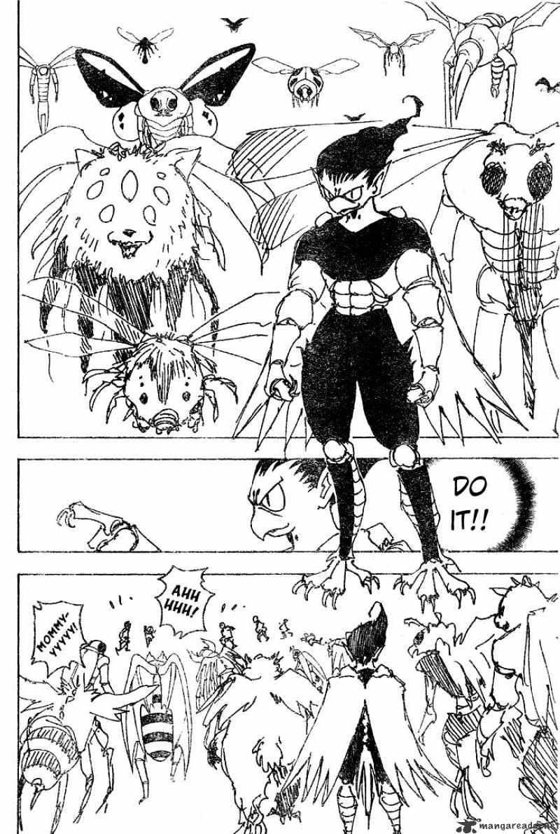 Hunter X Hunter Chapter 188  Online Free Manga Read Image 2