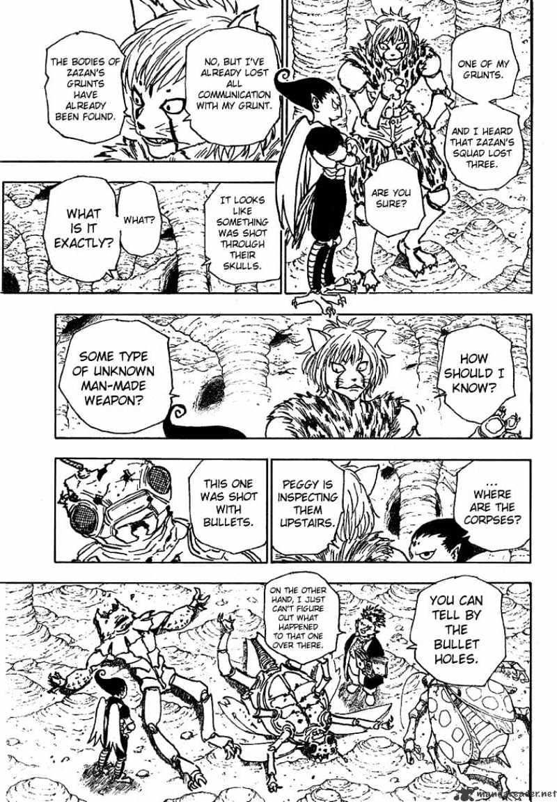 Hunter X Hunter Chapter 189  Online Free Manga Read Image 11