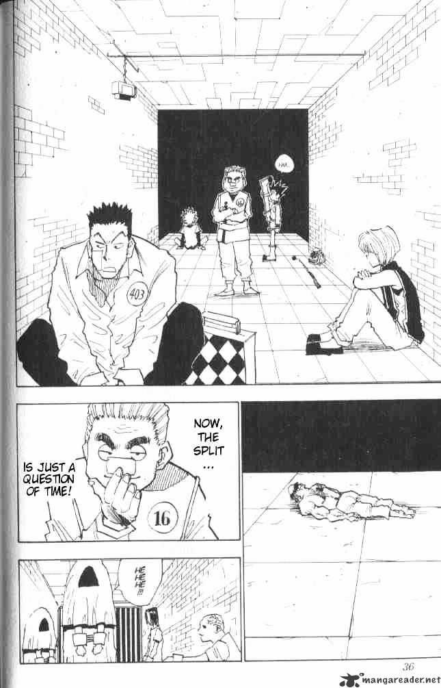 Hunter X Hunter Chapter 19  Online Free Manga Read Image 11