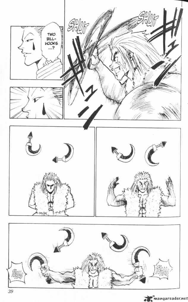 Hunter X Hunter Chapter 19  Online Free Manga Read Image 14