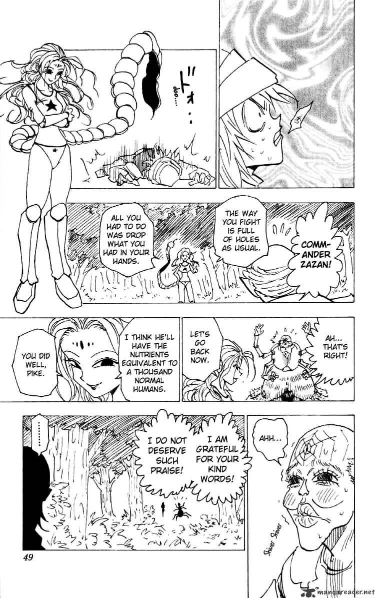 Hunter X Hunter Chapter 190  Online Free Manga Read Image 11