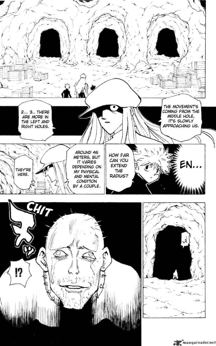 Hunter X Hunter Chapter 192  Online Free Manga Read Image 11