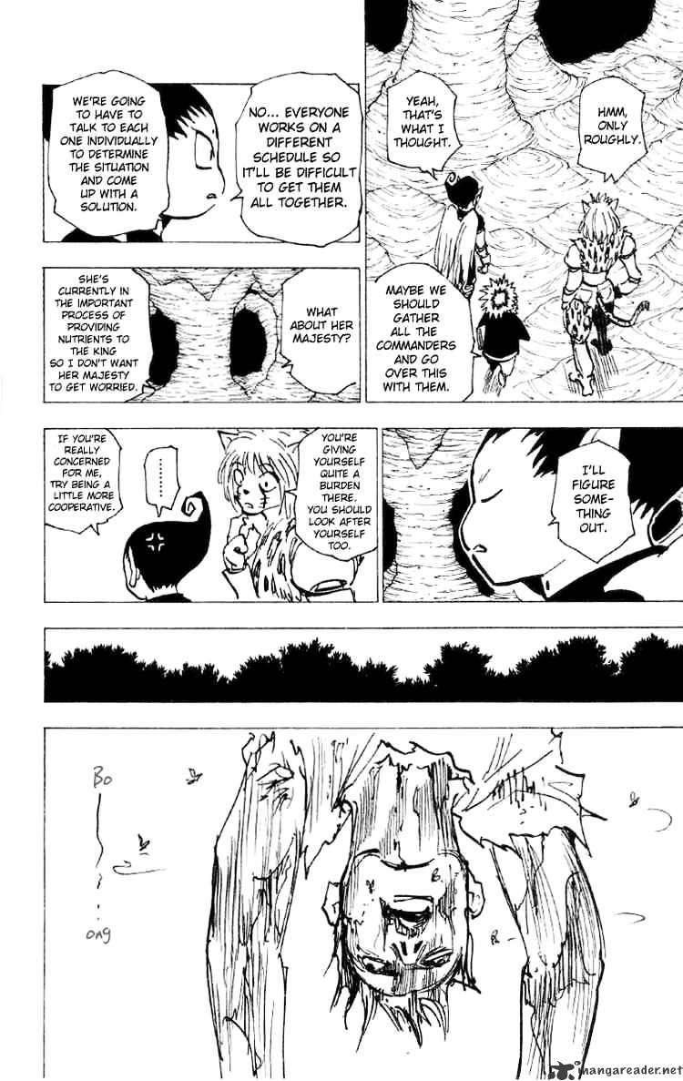 Hunter X Hunter Chapter 192  Online Free Manga Read Image 6
