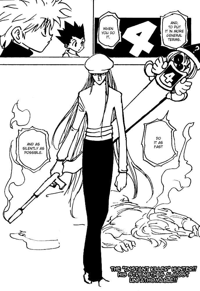 Hunter X Hunter Chapter 193  Online Free Manga Read Image 14