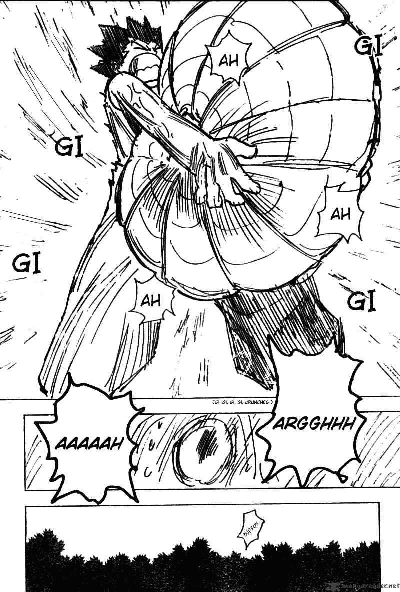 Hunter X Hunter Chapter 195  Online Free Manga Read Image 13